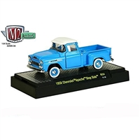 M2 Machines - Auto-Trucks (R34) - 1958 Chevrolet Apache Step Side