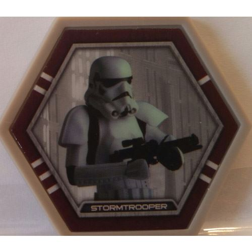 Star Wars Galactic Connexions - Stormtrooper - Gray/Standard - Common