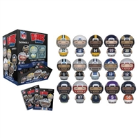 NFL Dorbz Minis Mini-Figures Display Case Set of 24