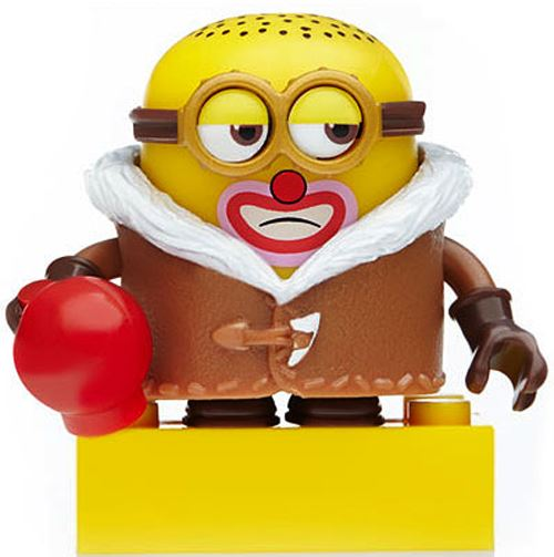 Minions Series 3 (Movie Exclusive) - Clown Jerry
