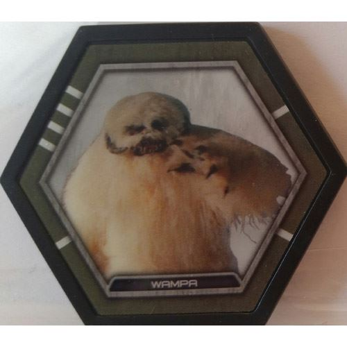Star Wars Galactic Connexions - Wampa - Black/Standard - Uncommon