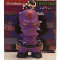 Kidrobot Shell Shock! TMNT Keychain - Foot Soldier (3/24)