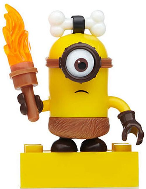 Minions Series 3 (Movie Exclusive) - Fire Minion