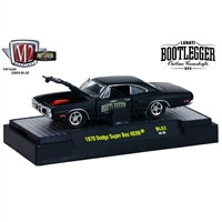 M2 Machines - Bootlegger (R02) - 1970 Dodge Super Bee HEMI