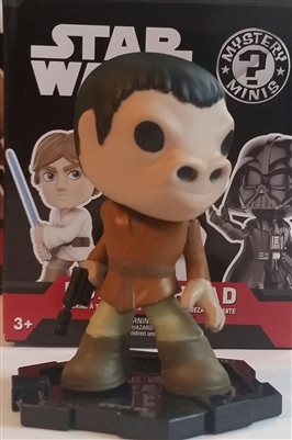 Funko Mini Mystery - Star Wars Bobble-Head - Snaggletooth (1/12)