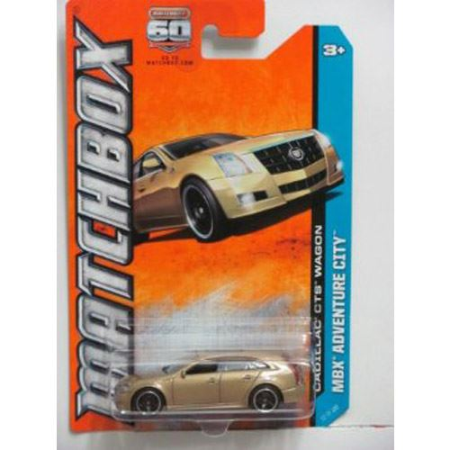 Adventure City - Cadillac CTS Wagon (52/120)