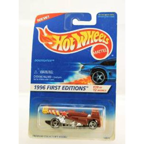 Hot Wheels 1996 First Editions - Dogfighter