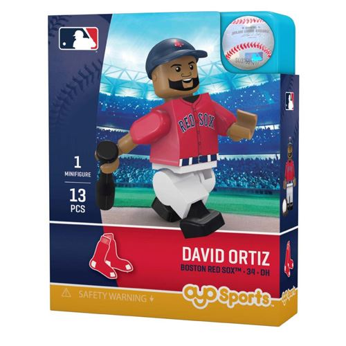 OYO- MLB Boston Red Sox Gen5 Limited Edition David Ortiz Mini Figure
