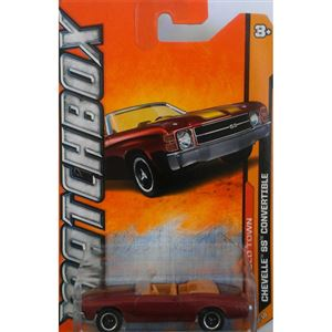 2012 Old Town Series - Chevelle SS Convertible (67/120)