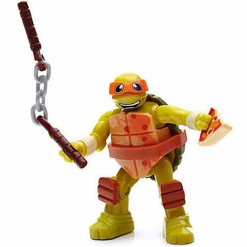 Mega Bloks Teenage Mutant Ninja Turtles Series 1 Mystery Pack - Michelangelo