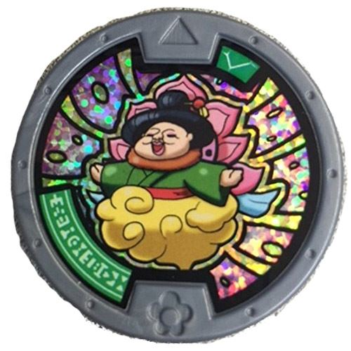 Yo-Kai Watch Series 2 Mama Aura Medal [Loose]
