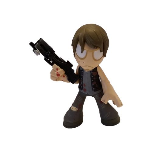 "Funko- Mystery Mini- The Walking Dead Series 3 - ""Blood-Splattered"" Daryl  (1/24)"