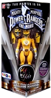 "Might Morphin Power Rangers - ""The Movie"" Yellow Ranger"