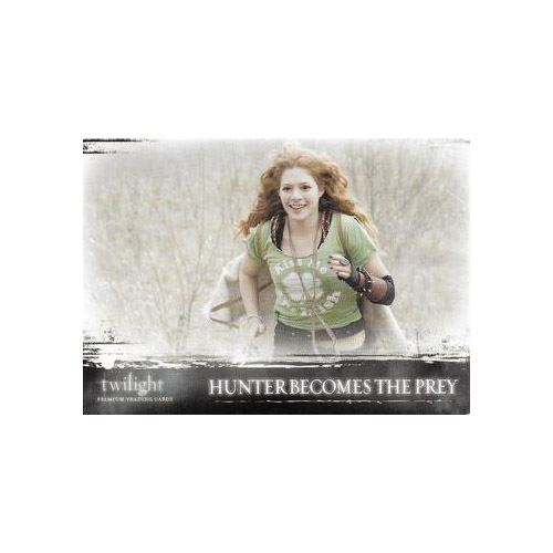 Twilight Premium Trading Cards - Card #54 - Hunter Becomes the Prey