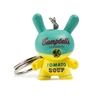 Kidrobot Andy Warhol Dunny Keychain - Campbell's Soup Yellow Can (3/24)