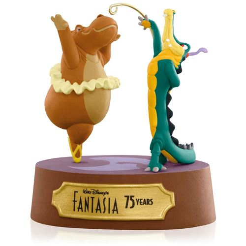 2015 Disney Fantasia Dancing Hippo and Alligator