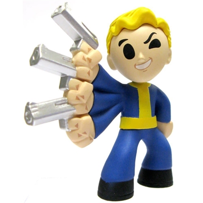 Funko Mini Mystery - Fallout Series 1 - Wired Reflexes