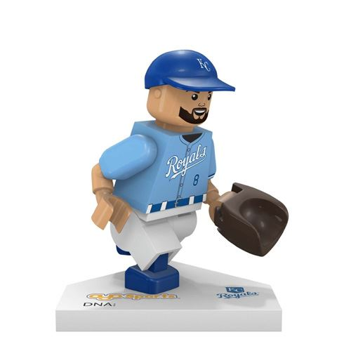OYO- MLB Kansas City Royals - Mike Moustakas-G5