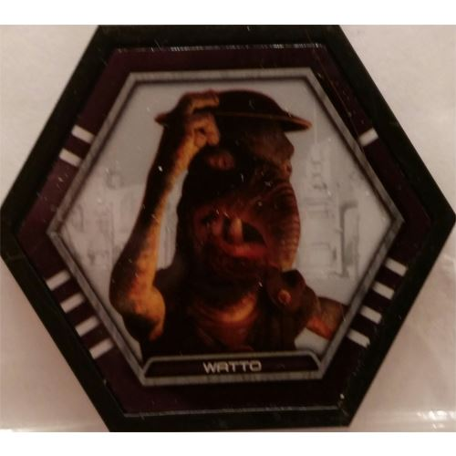 Star Wars Galactic Connexions - Watto - Black/Standard - Uncommon
