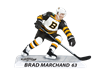 "Imports Dragon NHL 6"" Figure - Brad Marchand  - Winter Classic (LE 1350 Made)"