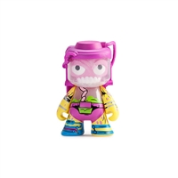 Kidrobot Teenage Mutant Ninja Turtles Series 2 - Shell Shock Mutagen Man