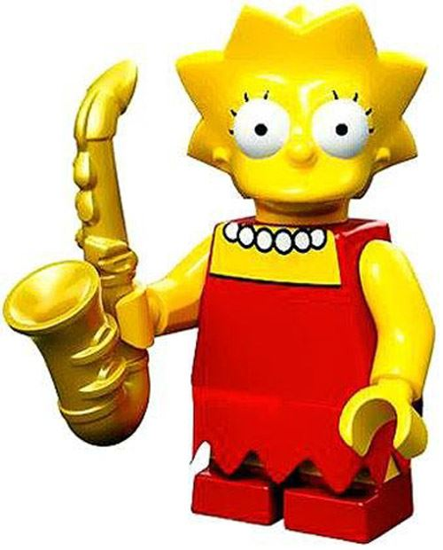 The Simpson Series - Lisa Simpson