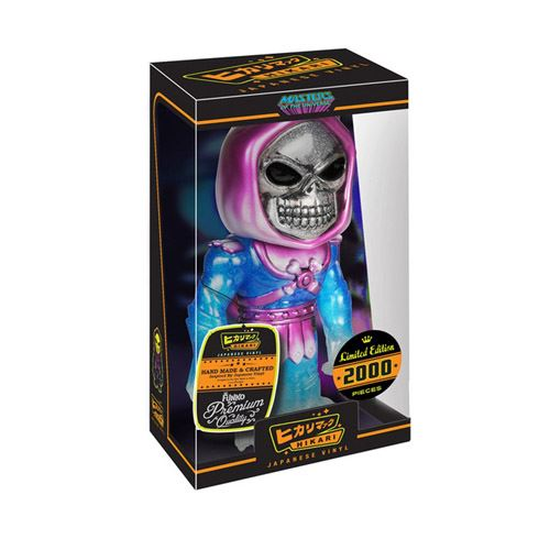 Hikari - Masters of the Universe Havoc Skeletor