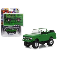 "Greenlight Hobby Edition - BF Goodrich Vintage Ad Cars - 1971 Ford Bronco ""Take Control"""