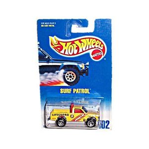1991 Surf Patrol Truck Replica - Collector #102