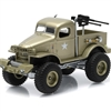 "Greenlight Stacey David's Gearz - 1941 1/2 Ton 4x4 ""Sgt Rock"""