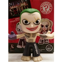 Funko Mystery Mini: Suicide Squad - The Joker (Shirtless) (1/12)