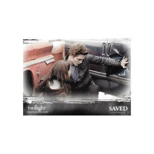 Twilight Premium Trading Cards - Card #33 - Saved