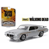 Greenlight - Hollywood Series 13 - The Walking Dead - 1971 Pontiac GTO Judge Diecast Vehicle