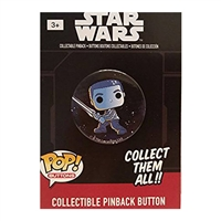 Funko POP! Buttons - Star Wars Episode 7 - Rey with Light Saber