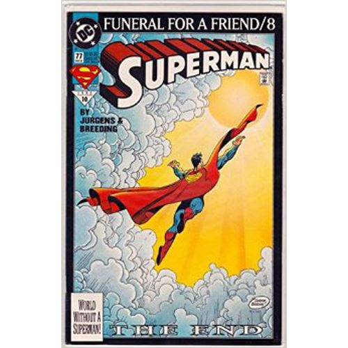 Superman - Funeral for a Friend/8 -  #77 (The End)