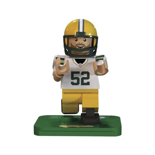 OYO- NFL  Green Bay Packers - Clay Matthews-G3S3