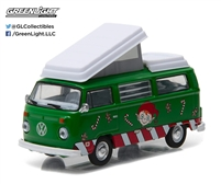 Greenlight Holiday Collection Hobby Exclusive Volkswagen Type 2 Campmobile