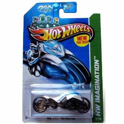 2013 Imagination - Max Steel Motorcycle