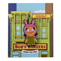Kidrobot Bob's Burgers Enamel Pin Collection - Louise (2/20)