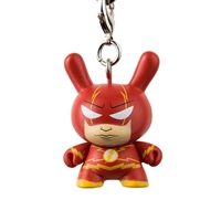 Kidrobot Justice League Dunny Series Keychain - The Flash