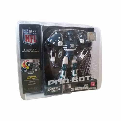 NFL Pro-Bots Eagles Brian Westbrook Series 2