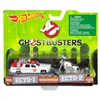 Hot Wheels - Ghostbusters Ecto-1 & Ecto-2