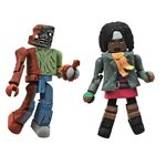 Walking Dead Series 3 - Michonne & One-Eyed Zombie