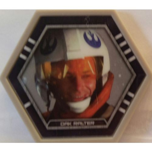 Star Wars Galactic Connexions - Dak Ralter - Gray/Standard - Common