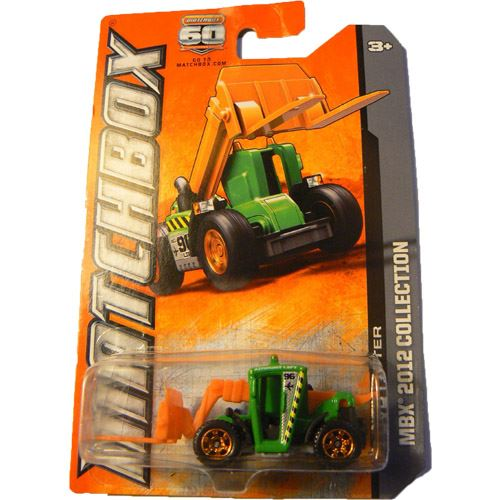 Matchbox 2012 Collection - Load Lifter