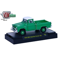 M2 Machines - Auto-Trucks (R36) - 1958 GMC Suburban Carrier 4x4