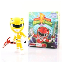Power Rangers Mighty Morphin Series 1 - Yellow Ranger - 2/16