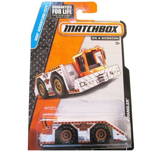 Matchbox Adventure City - Runway Wrangler (7/120)