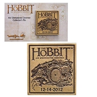 Weta Workshop The Hobbit an Unexpected Journey Collectable Pin