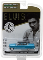 Greenlight - 1955 Cadillac Fleetwood Series 60 - Elvis Presley Special (blue)